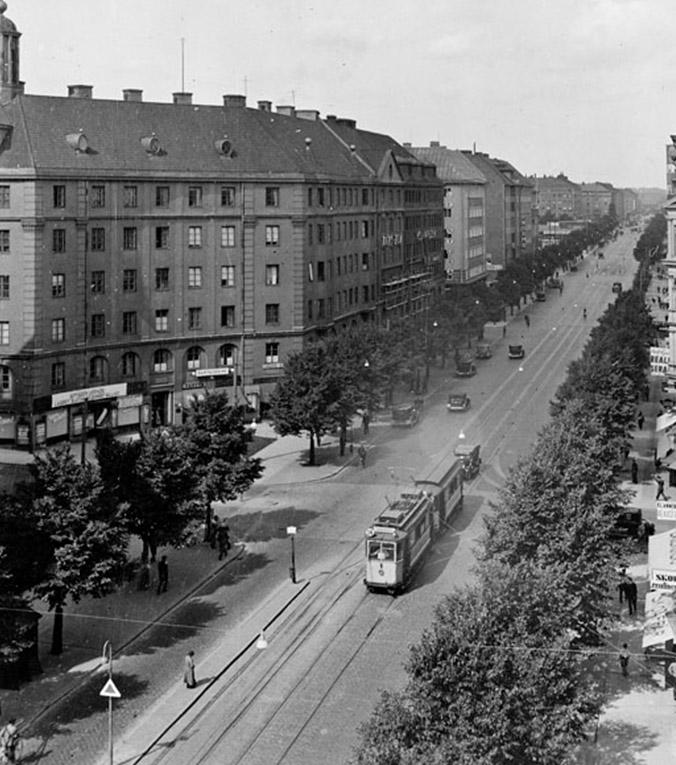 ARKITEKT DORPH & HÖÖG gata