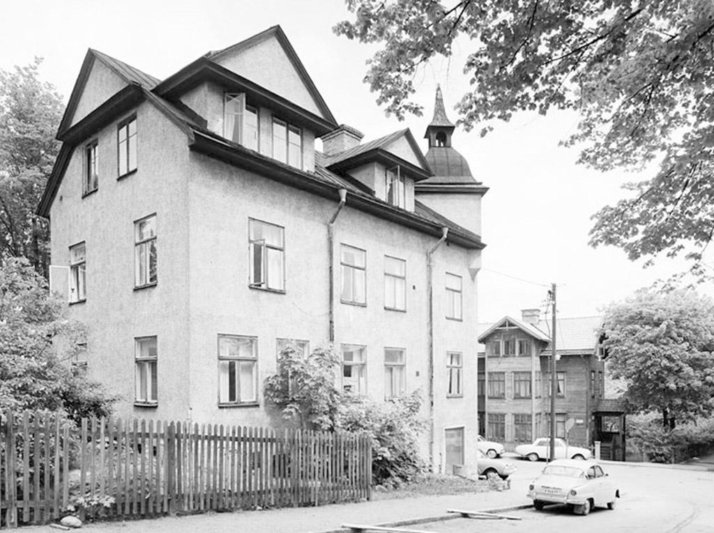 stadsdel GRÖNDAL hus
