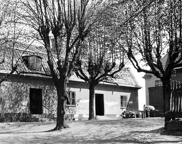 HÖGALID Hus