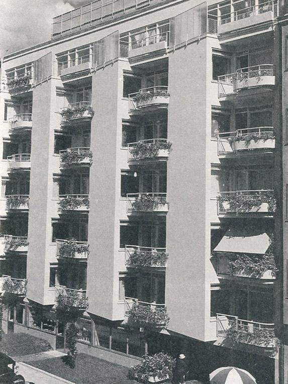 NORR MÄLARSTRAND balkonger