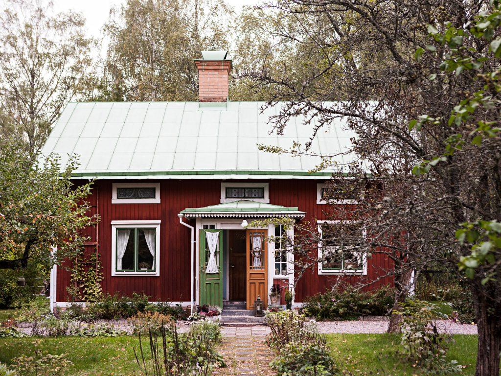 HEMMA HOS ERIKA ÅBERG