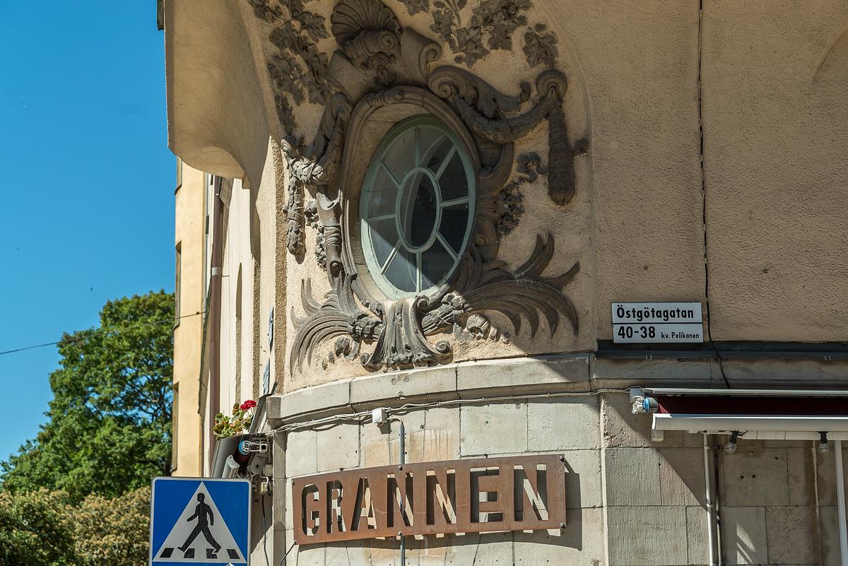 Sekelskiftesstil i stockholm