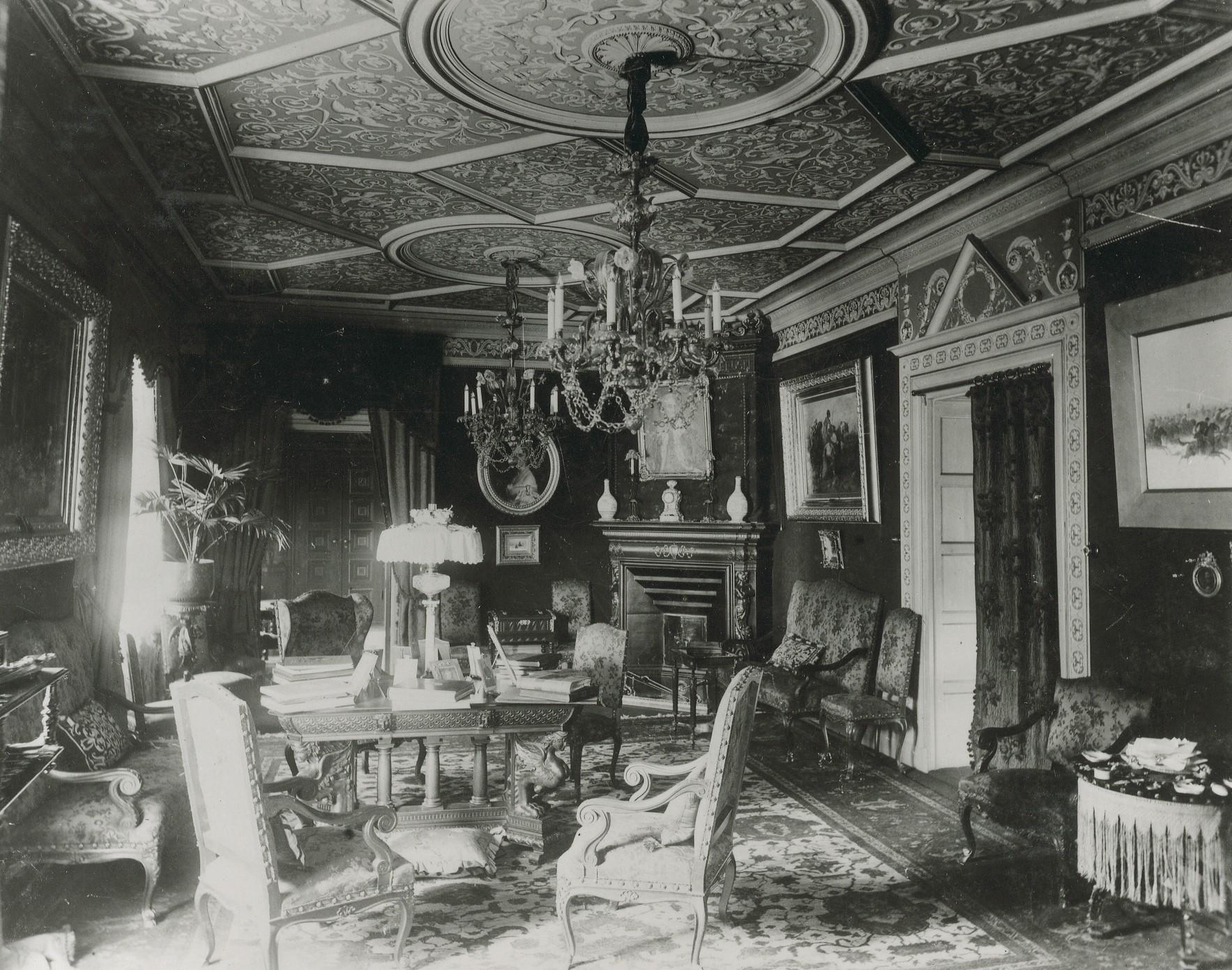 Bostäder 1890tal, sid. 029 , Gråark